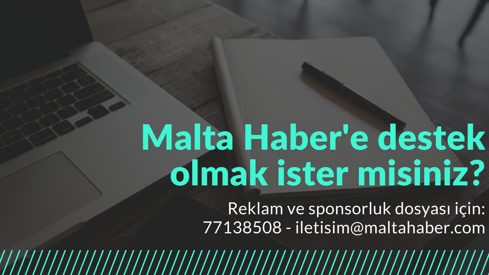 Malta Haber'e destek olmak ister misiniz?
