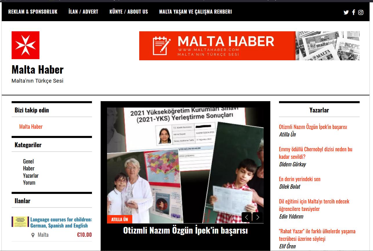 Kebab Factory'nin katkılarıyla Malta Haber artık daha güçlü